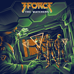 3FORCE - The Watchers (Digital Single)