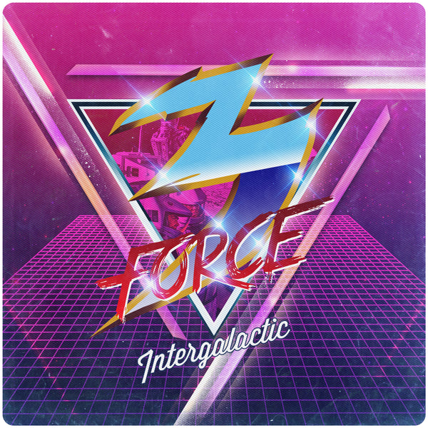 3FORCE - Intergalactic (Digital Album)