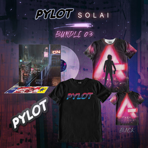 PYLOT - Solai Vinyl [Bundle 3]