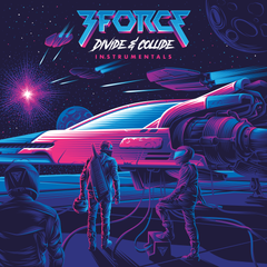 3FORCE - Divide & Collide (Instrumentals) [Digital Album]