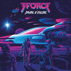 3FORCE - Divide & Collide (Digital Album)