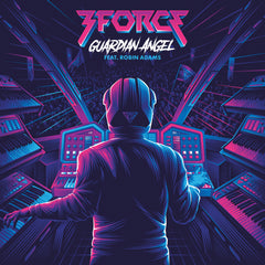 3FORCE - Guardian Angel (feat. Robin Adams) [Single]
