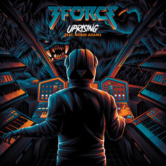 3FORCE - Uprising (feat. Robin Adams) [Digital Single]