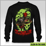 Celldweller - Zombie Long SleeveT-Shirt (Glow-In-The-Dark)