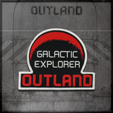 Outland - Galactic Explorer Patch
