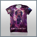 Celldweller - Elara (2-Sided All-Over Print) T-Shirt