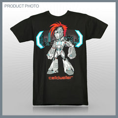 Celldweller - Celldroid T-Shirt