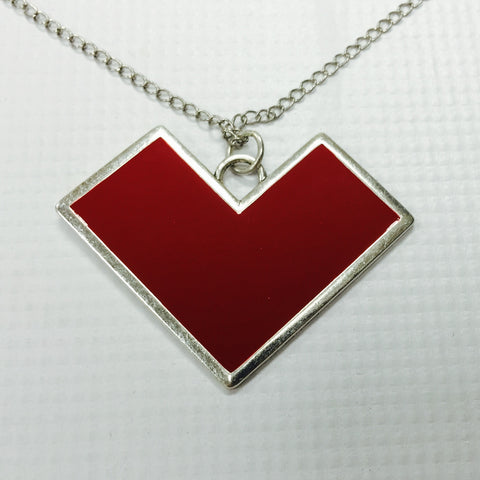 Celldweller - Love Pendant Necklace