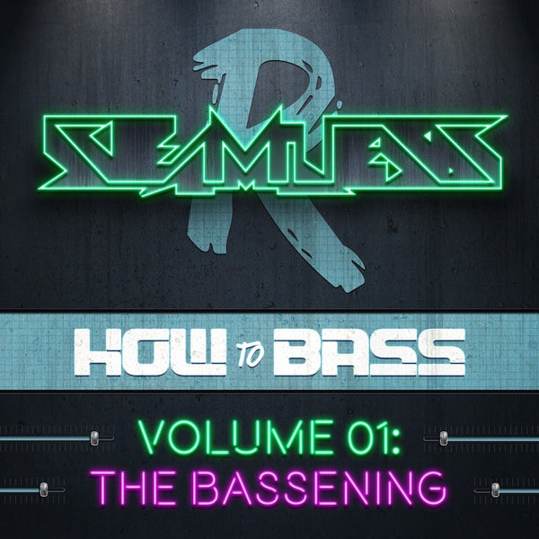 How To Bass Volume 01: The Bassening (Sample Pack)