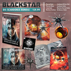 Blackstar 04: Scardonia Bundle