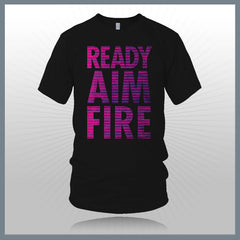 Blue Stahli - Ready Aim Fire T-Shirt