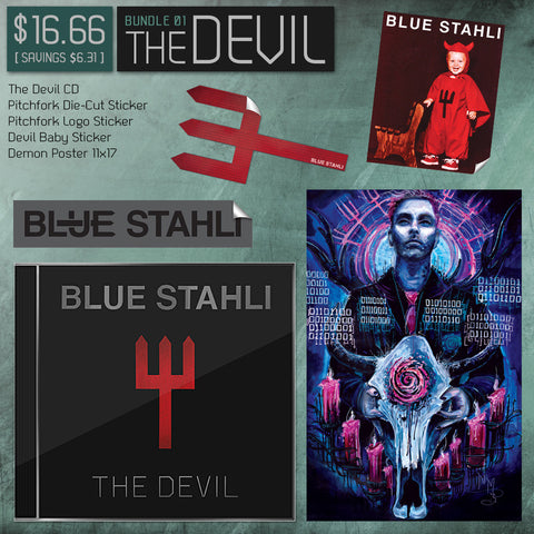 Blue Stahli - The Devil: Bundle 01