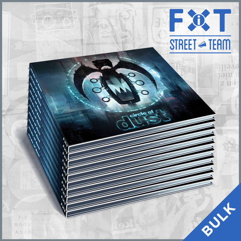 Circle of Dust - Self-titled (FiXT Street Team CD Packs)