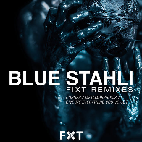 Blue Stahli - Corner / Metamorphosis / Give Me Everything You've Got Remixes (Digital Album)