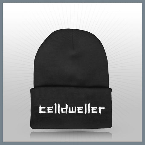 Celldweller - Distressed Logo Beanie