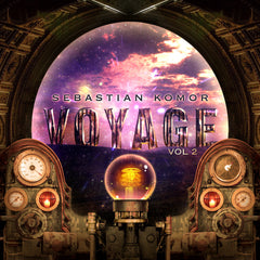 Sebastian Komor - The Voyage Vol. 02 (Digital Album)