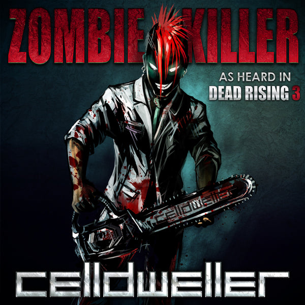 Celldweller Zombie Killer Digital Album Fixt Store