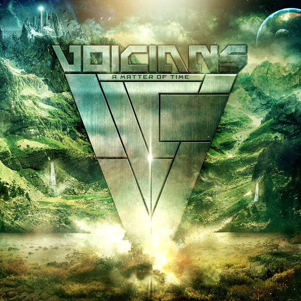 Voicians - A Matter Of Time (Digital Album)