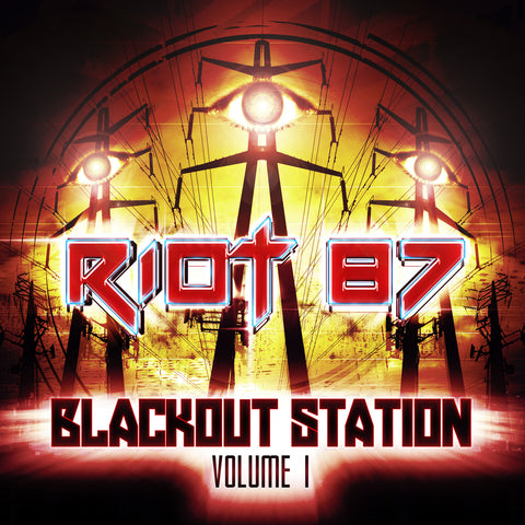 RIOT 87 - Blackout Station Vol. 01 (Digital Album)