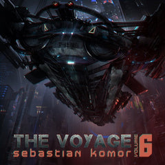 Sebastian Komor - The Voyage Vol. 06 (Digital Album)