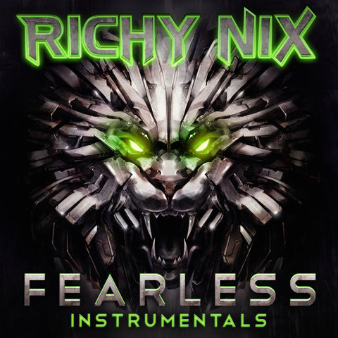 Richy Nix - Fearless (Instrumentals) (Digital Album)