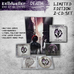Celldweller - End of an Empire (Chapter 04: Death) 2-CD Limited Edition (CD)