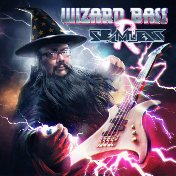 SeamlessR - Wizard Bass (Digital Album)