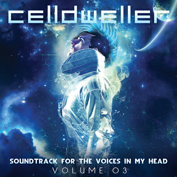 Celldweller - Soundtrack For The Voices In My Head Vol. 03 (Digital Album)