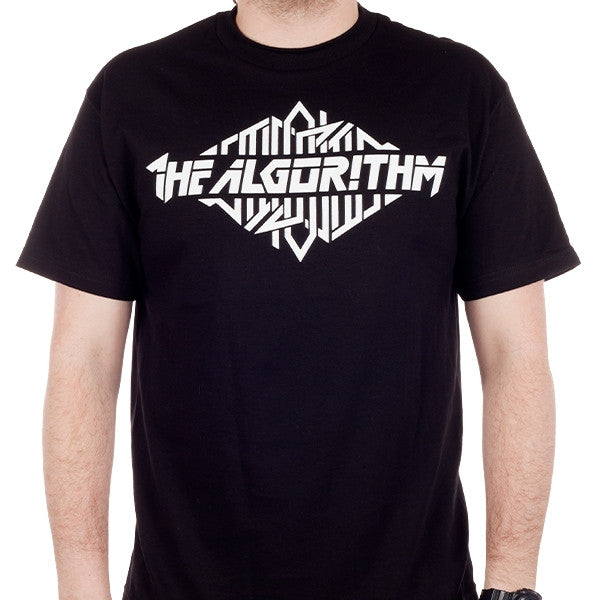 The Algorithm - Logo T-Shirt (Black)