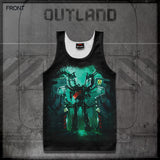 Outland - Mech All-Over Print Tank Top