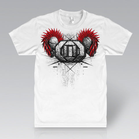 Celldweller - SolidState T-Shirt (White)