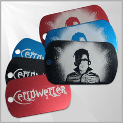 Celldweller - Tekhed Dog Tag