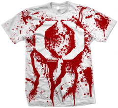 Celldweller - Blood Splatter (All-Over-Print) T-Shirt