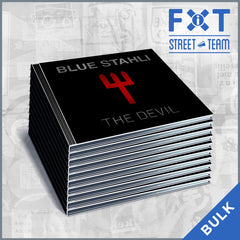 Blue Stahli - The Devil CD (FiXT Street Team CD Packs)