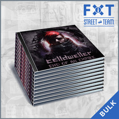 Celldweller - End of an Empire CD (FiXT Street Team CD Packs)