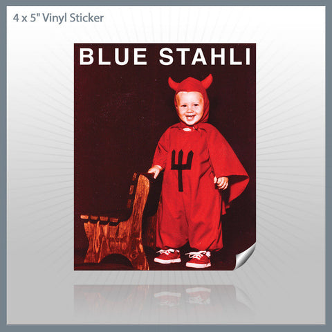 Blue Stahli - Devil Baby Sticker