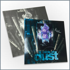 Circle of Dust - Original Autographed 1992 Record Flat [Limited Collectors Item]
