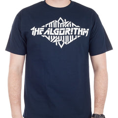 The Algorithm - Logo T-Shirt (Blue)