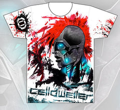 Celldweller - Klaybot (All-Over Print) T-Shirt