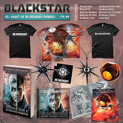 Blackstar 05: Vault of Re:Memory Bundle