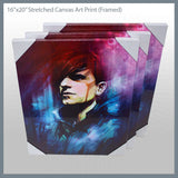 Celldweller - Canvas Art Print 001