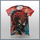 Celldweller - Profile Sketch (Guys - 2-Sided All-Over Print) T-Shirt