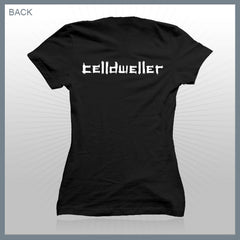 Celldweller - Heart On For You Babydoll Girls T-Shirt