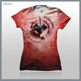 Celldweller - Love (2-Sided All-Over-Print) Girls T-Shirt