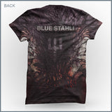 Blue Stahli - Armageddon (2-Sided All-Over-Print) T-Shirt