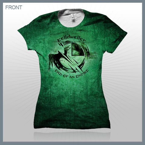 Celldweller - Just Like You (2-Sided All-Over-Print) Girls T-Shirt
