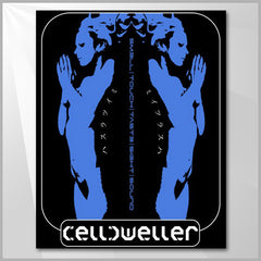 Celldweller - Frozen Sticker