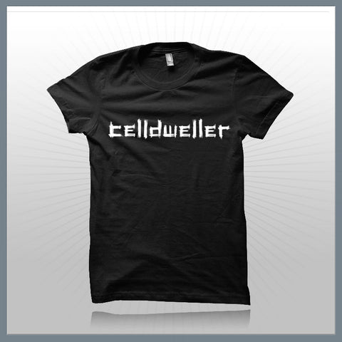 Celldweller - Distressed Logo T-Shirt