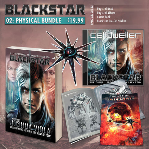 Blackstar 02: Physical Bundle