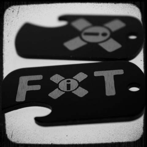 FiXT - Bottle Opener Dog Tag